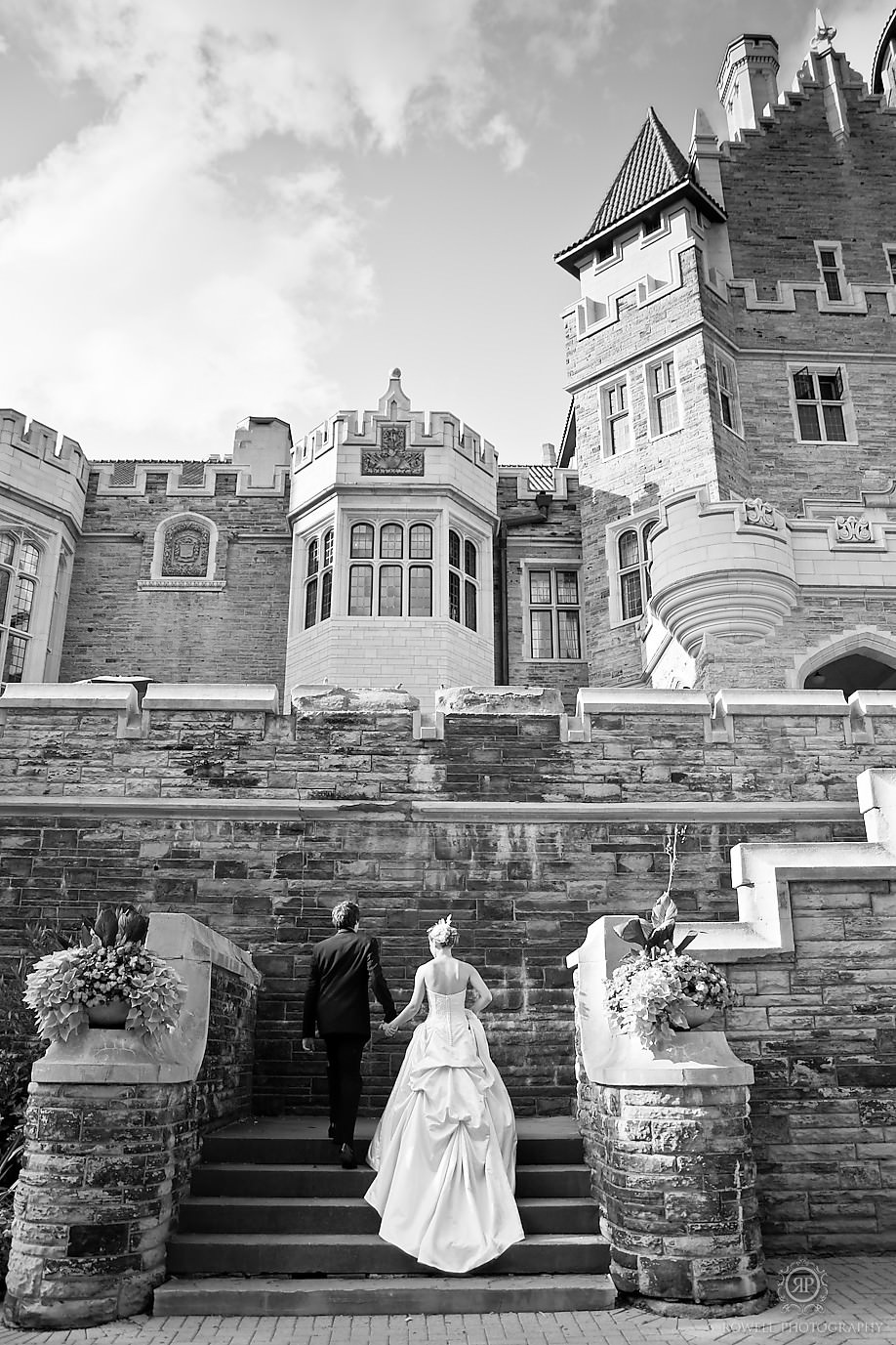 Casa Loma Wedding 1