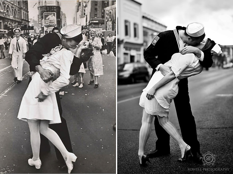 the-kiss-wwii-remake