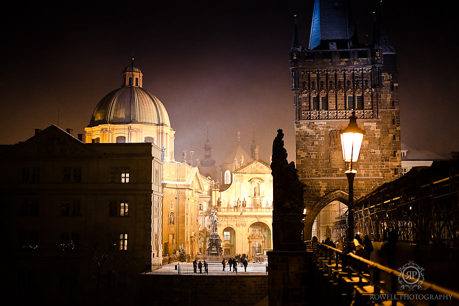 charles bridge entrance prague Prague, Czech Republic   City of 100 Spires