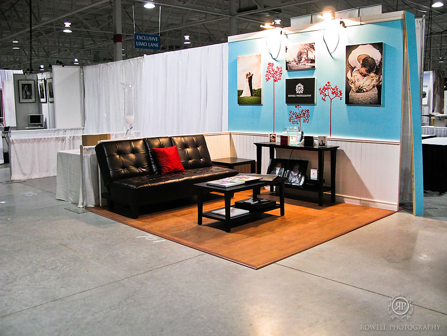 Exhibition Booth Flooring : Trade show booth how we made this wicked setup