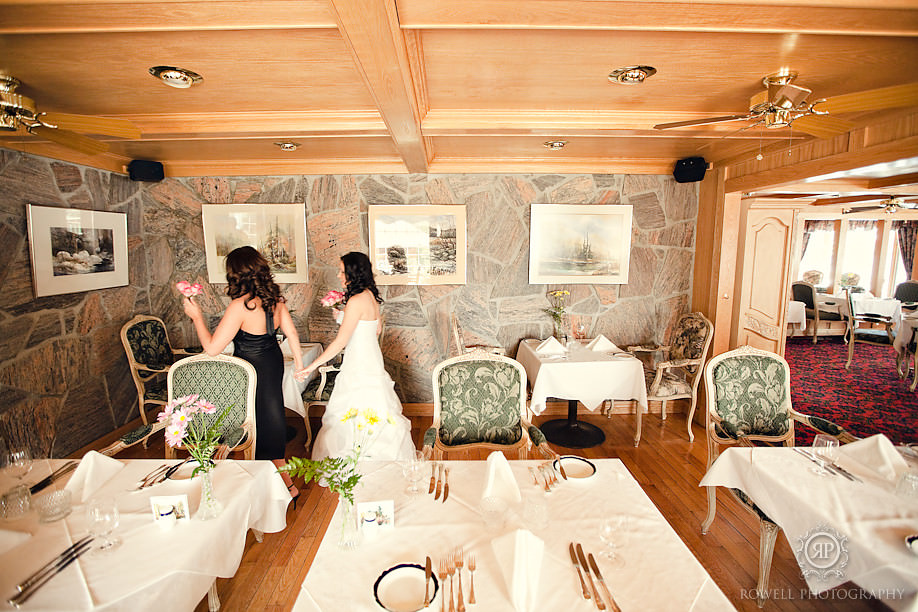 Algonquin hotel wedding