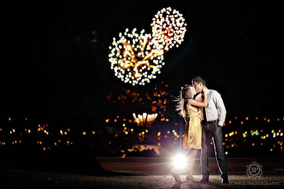 Engagement Best Fireworks