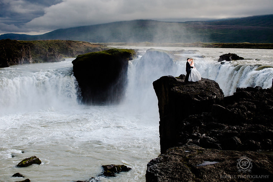 Iceland Wedding Photo