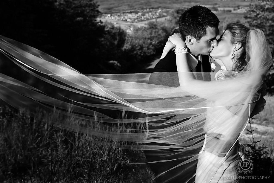 dreamy wedding portraits Blue Mountain Resort Wedding   Collingwood, ON
