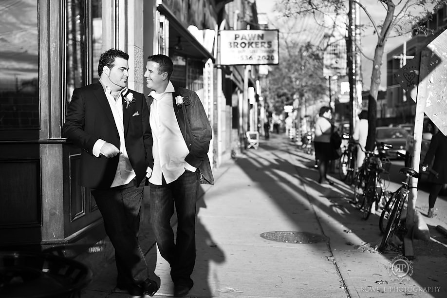 toronto gay weddings photography