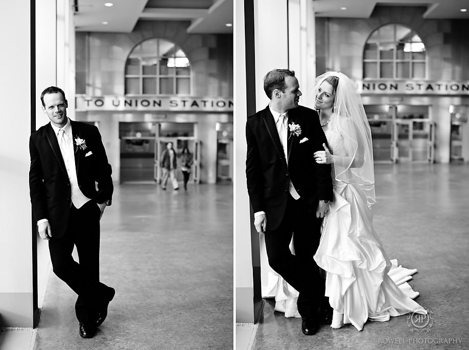 weddings toronto union station Shiri & Jon at Union Station & Hazelton Manor, Toronto Wedding