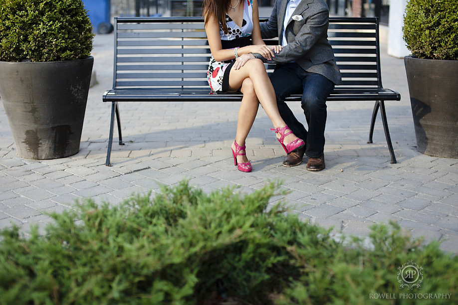 fun toronto engagement sessions Liberty Village Engagement   Angelina & Tyler   Toronto, ON