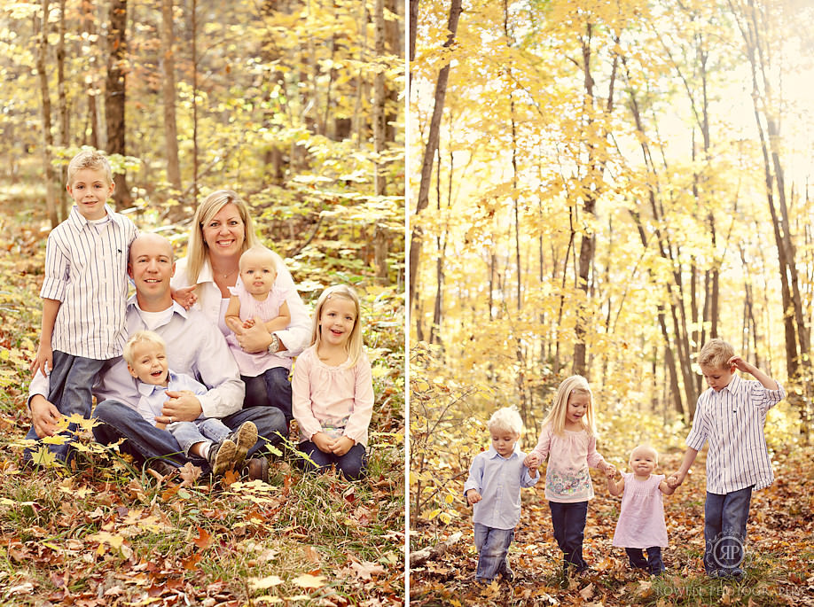 best muskoka family portraits 2 The Ferguson Family   Severn, ON