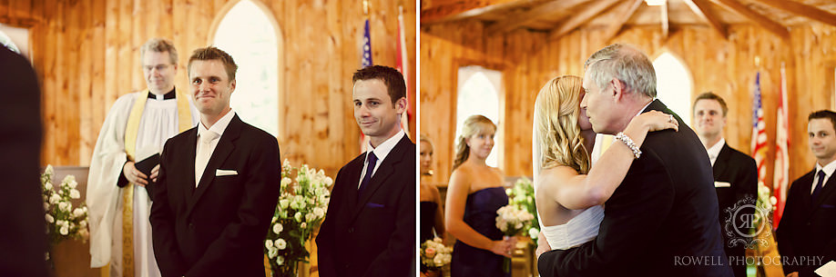 best muskoka weddings rowell photography 1 Karen & Ross   Bigwin Island Golf Club, Muskoka