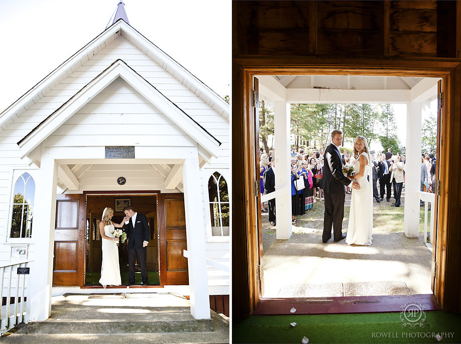 best wedding ceremonies rowell photography Bigwin Island Wedding in Muskoka