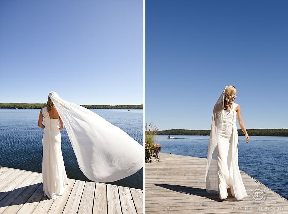 best weddings at bigwin island muskoka Bigwin Island Wedding in Muskoka