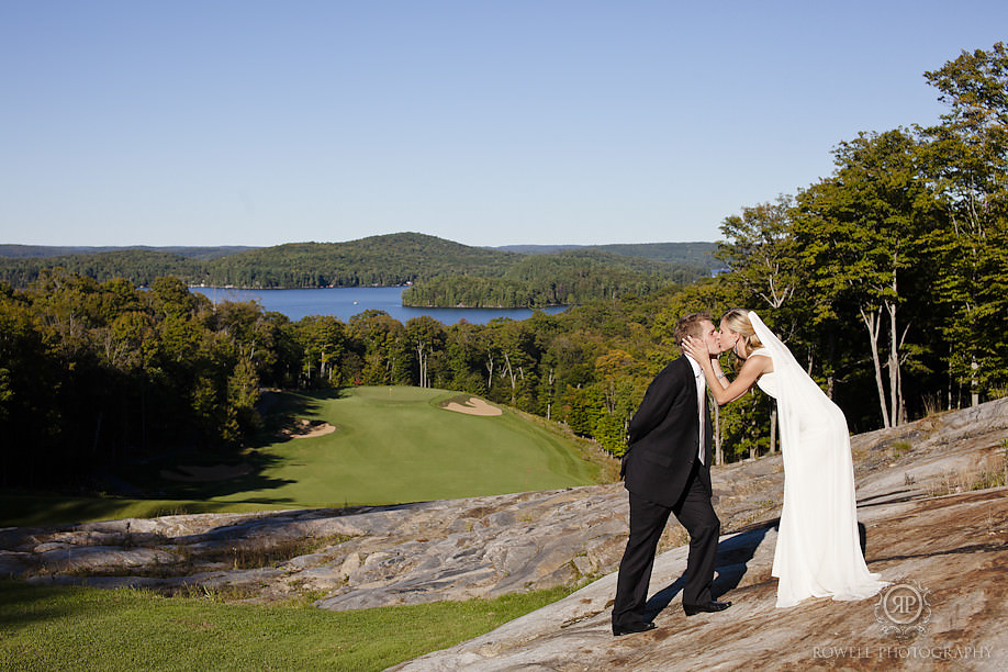 bigwin island golf course wedding Bigwin Island Wedding in Muskoka