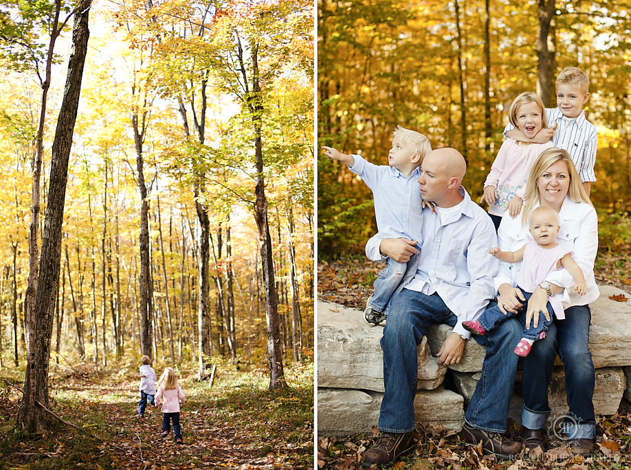 fall family photos barrie ontario photographers 2 The Ferguson Family   Severn, ON