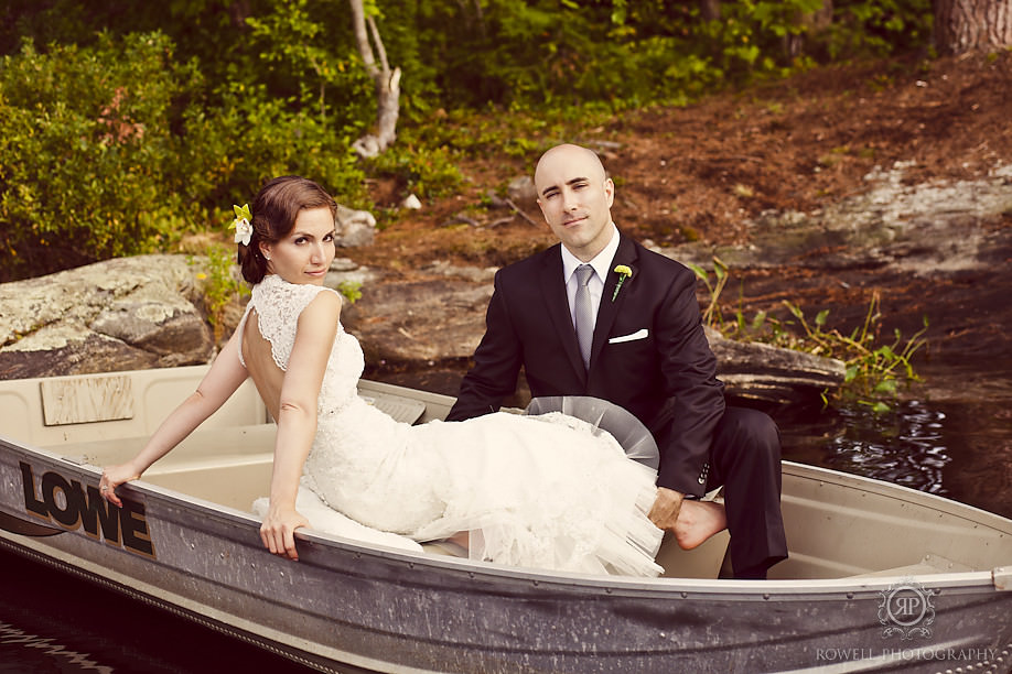 stunning couples wedding photos muskoka Natalie & Phil   Delta Rocky Crest Resort   Muskoka, ON