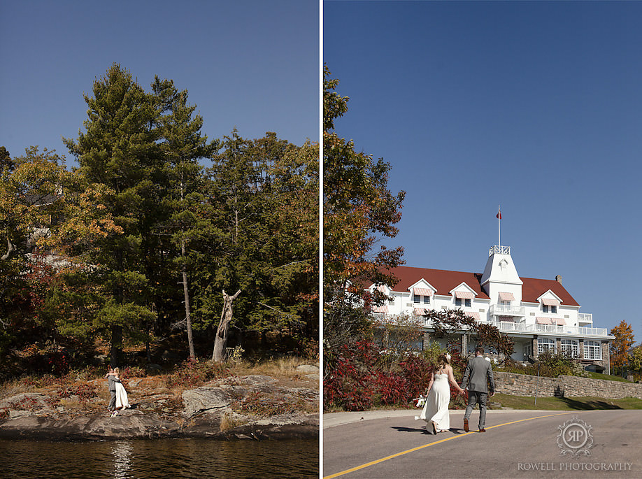 best windermere house weddings John & Amy   Windermere House Wedding   Muskoka, ON
