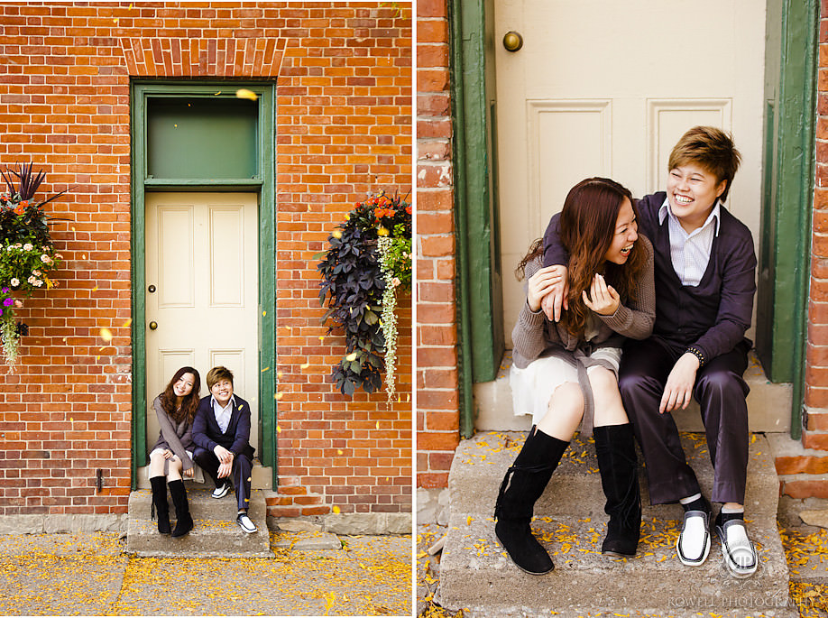 rowell photography engagement photos