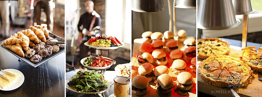 windermere house breakfast wedding Windermere House Wedding   Muskoka, ON