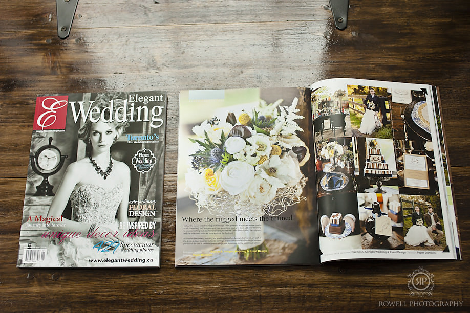 elegant wedding magazine Vintage Wedding Shoot