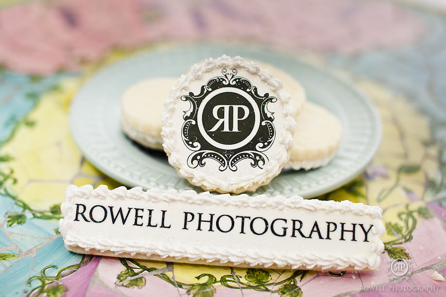 rowell photography brand cookies Brand Deliciously