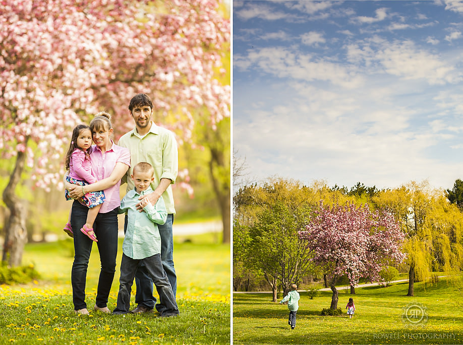 stunning family portraiture barrie ontario photographer Tighe Family   Families in the Park