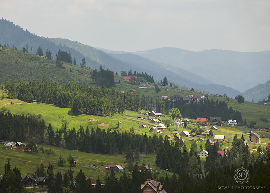 Bukovel resort Carpathian Mountains ukraine All roads lead to Hostiv, Ukraine.