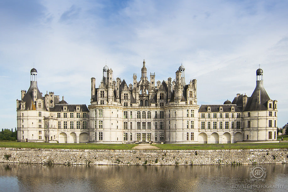chateau chambord france Honeymoon Chateau Chambord, France