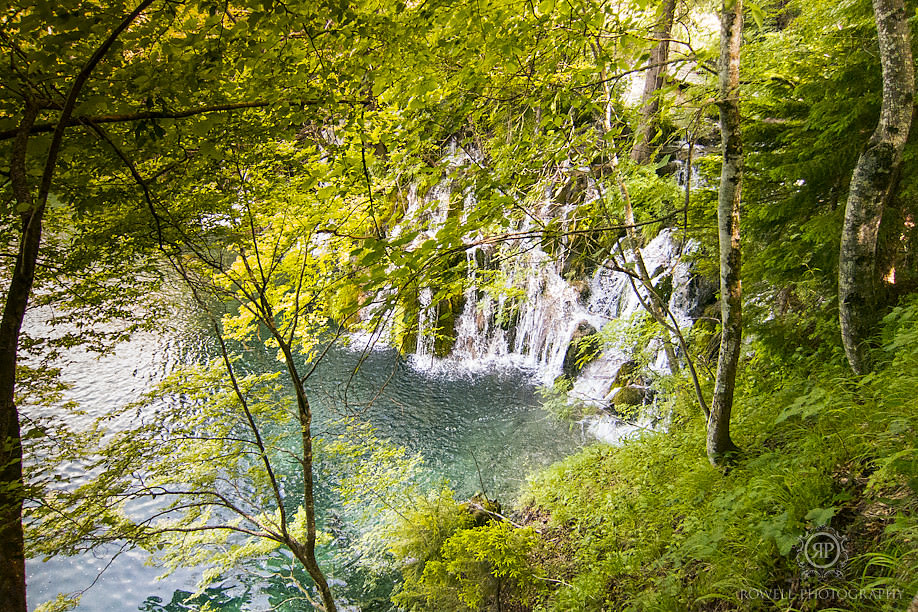waterfalls plitvice national park Honeymoon in Croatia