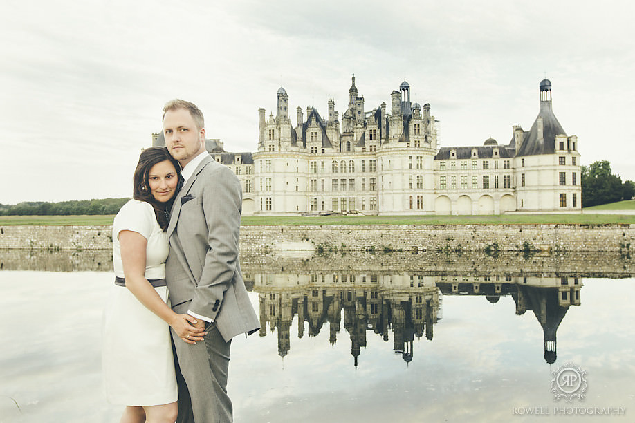 wedding photography chateau chambord france Honeymoon Chateau Chambord, France