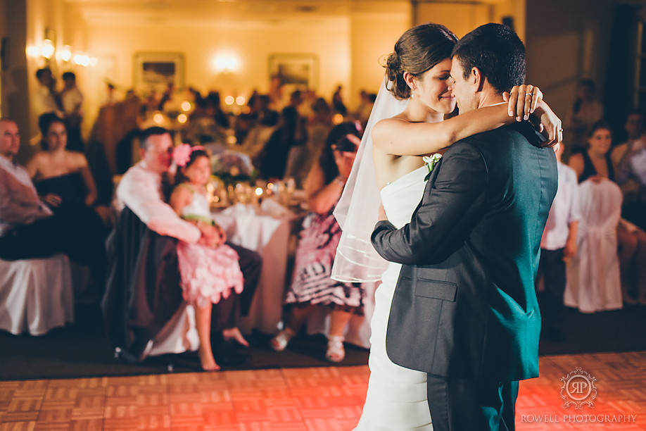 first dance at windermere house wedding Marcio & Lindsay   Windermere House Wedding