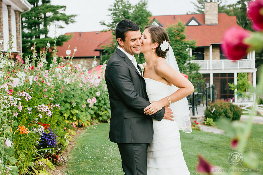 gorgeous wedding portraits muskoka1 Marcio & Lindsay   Windermere House Wedding