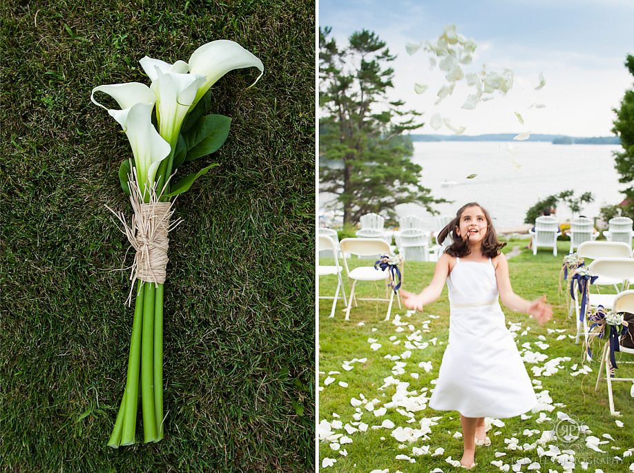 muskoka weddings Marcio & Lindsay   Windermere House Wedding