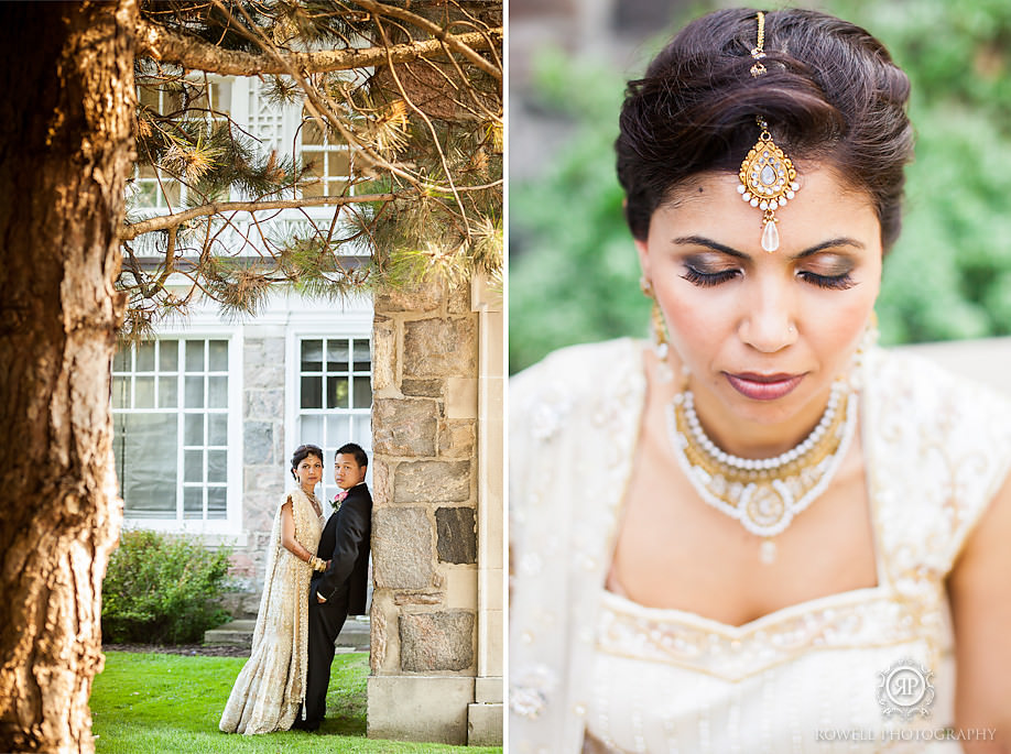 beautiful vaughan house wedding toronto Ed & Rishvinders Estates of Sunnybrook Vaughan House Wedding