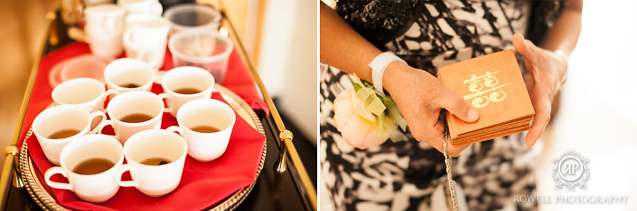 chinese tea ceremony toronto Metropolitan Hotel Toronto Wedding of Amelia & Andrew