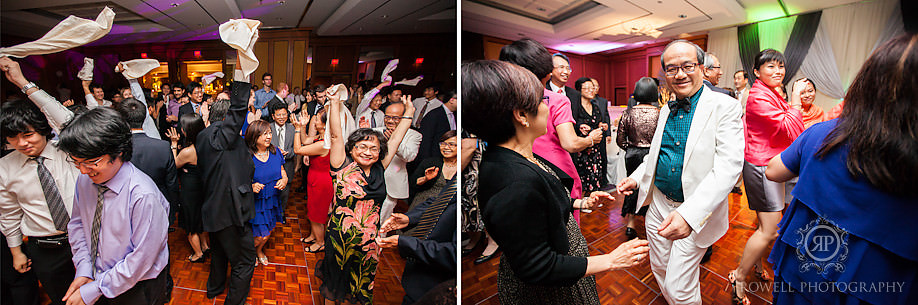 chinese wedding reception Metropolitan Hotel Toronto Wedding of Amelia & Andrew