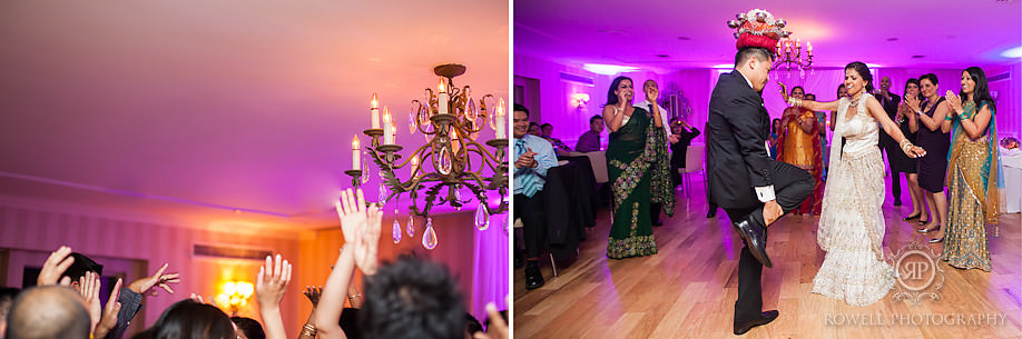 malaysian wedding toronto1 Ed & Rishvinders Estates of Sunnybrook Vaughan House Wedding