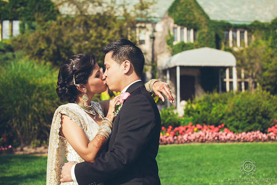 romantic vaughan house weddings Ed & Rishvinders Estates of Sunnybrook Vaughan House Wedding