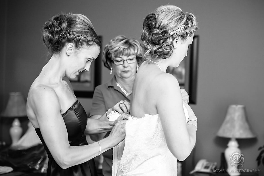 rowell photography barrie weddings The Barrie Country Club Wedding of Rebecca & Chuck