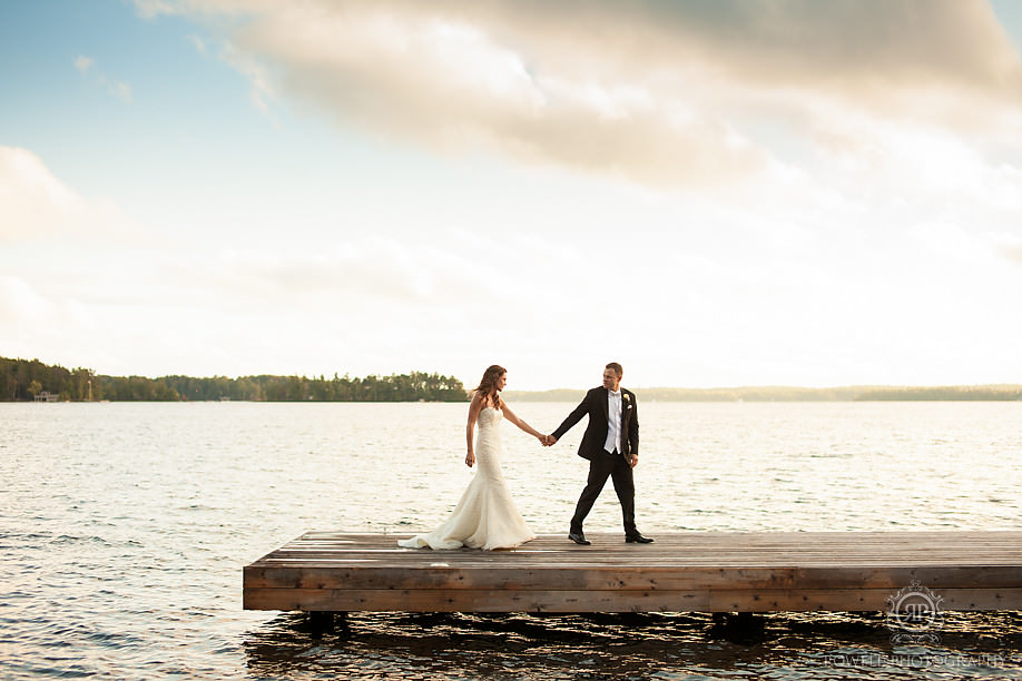 bracebridge muskoka wedding Touchstone on Lake Muskoka Resort Wedding   Adrienne & Rob