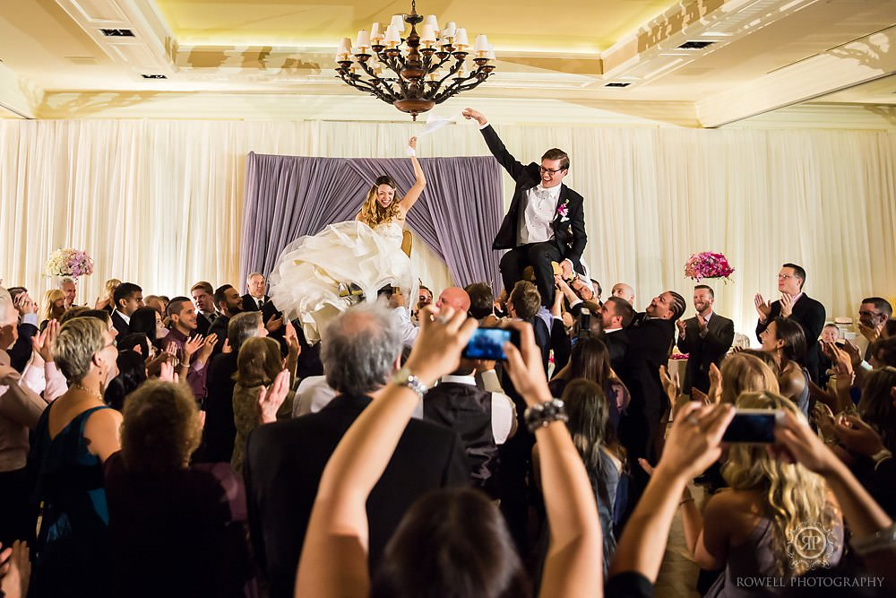 best jewish wedding photography in muskoka