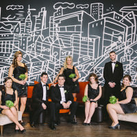 Best bridal party group photos Toronto weddings