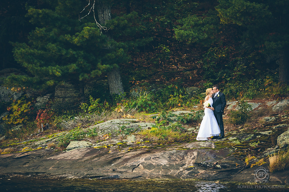 best muskoka wedding photos
