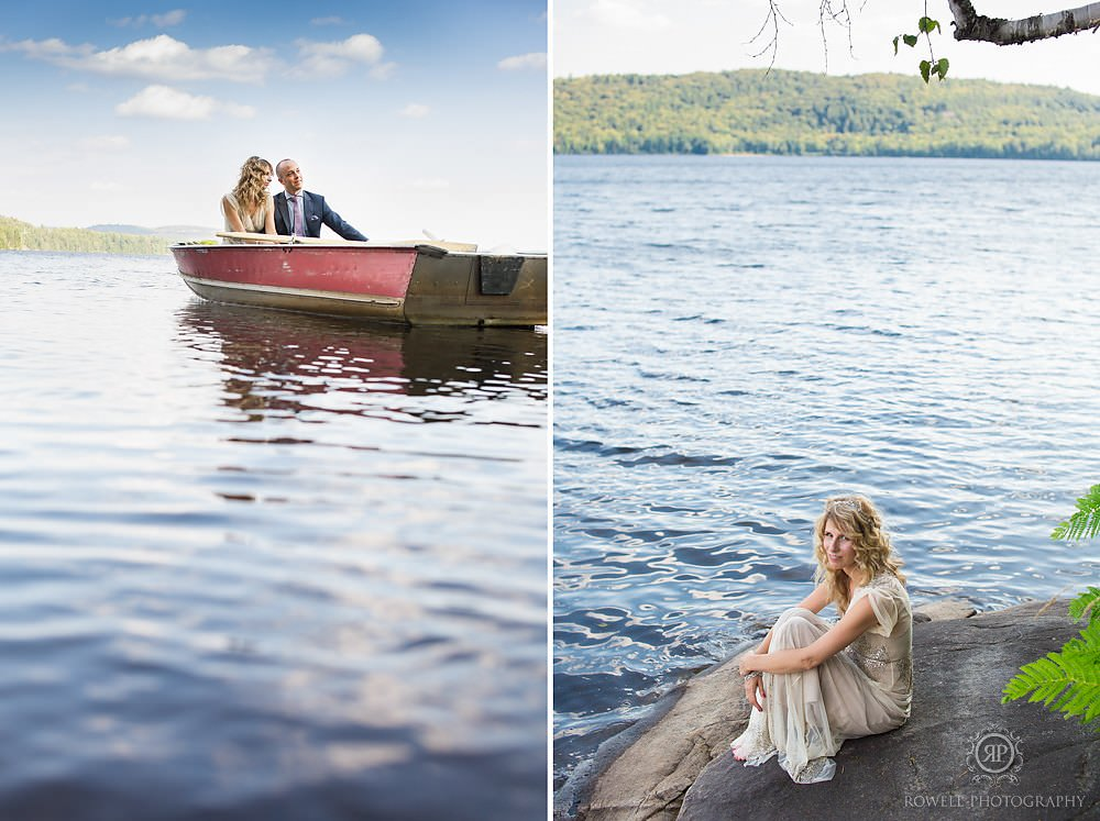 killarney lodge algonquin weddings Killarney Lodge Wedding   Algonquin Park Canada