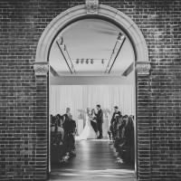 black and white wedding photography canada