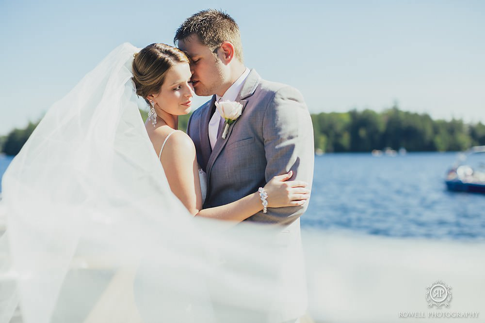 gorgeous wedding photography jw marriott muskoka