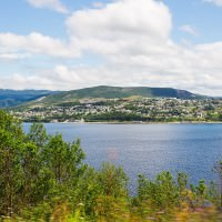 beautiful cornerbrook newfoundland canada