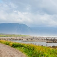 landscapes of gros morne national park canada