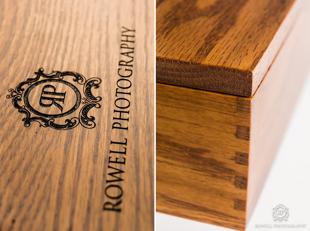 custom wooden album box details Custom Hand Made