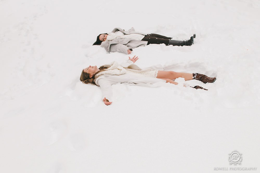 fun winter elopmenet photography canada Deerhurst Resort Elopement   Muskoka