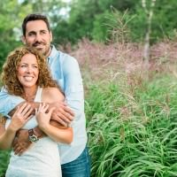 barrie ontario engagment session