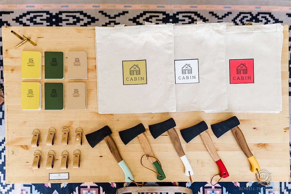 7. Cabin general store hand made products